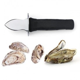 OYSTER KNIFE with hand-guard 7.6393