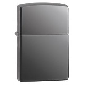 Gift Set 29789. Zippo Lighter Black Ice® Lighter & Pipe Insert