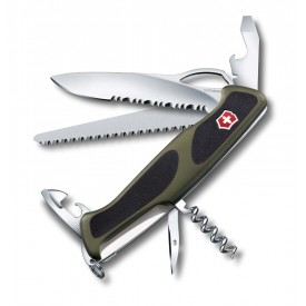 RANGER GRIP 179 LARGE POCKET KNIFE WITH TWO-COMPONENT SCALES