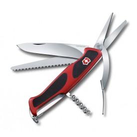 RANGER GRIP 71 GARDENER LARGE POCKET KNIFE WITH HEAVY-DUTY SCISSORS