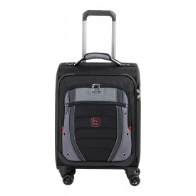 """SYNERGY EXPANDABLE SOFTSIDE DUAL ACCESS 20"""" CARRY-ON"""