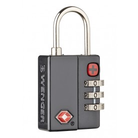 COMBINATION LOCK 3-DIAL, TRAVEL SENTRY ® APPROVED