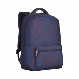 """COLLEAGUE NAVY 16"""" LAPTOP BACKPACK WITH TABLET POCKET"""