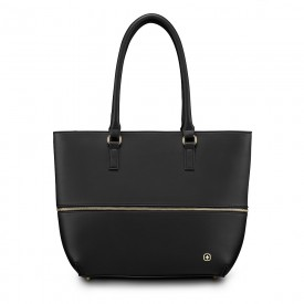 """EVA 13"""" WOMEN'S EXPANDABLE TOTE WITH REMOVABLE LAPTOP SLEEVE"""