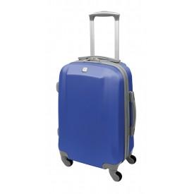 SWISSGEAR by WENGER 4 WHEEL TROLLEY BLUE 91.7 L