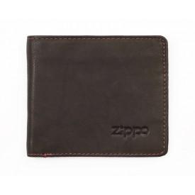 Zippo Bi-Fold Wallet Mocha