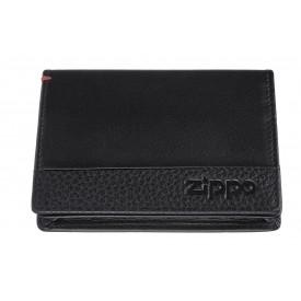 Zippo Nappa Business Card Wallet Black