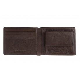 Zippo Bi-Fold Wallet Brown