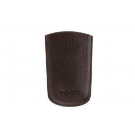 Zippo Key Case Brown
