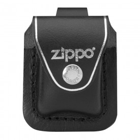 Zippo Black Lighter Pouch- Loop