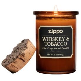 Zippo Spirit Candle - Whiskey & Tobacco