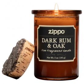 Zippo Spirit Candle -Dark Rum & Oak