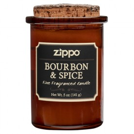 Zippo Spirit Candle - Bourbon & Spice